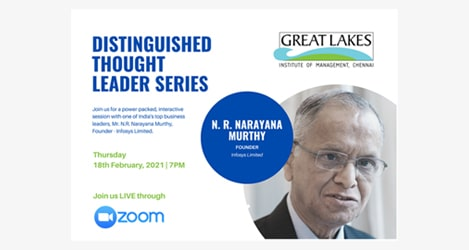 Distinguished thought Leader Series